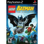 Lego Batman The Video Game Ps2 Patch - Frete Só 6,00