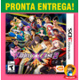 Project X Zone 2 Nintendo 3ds - Lacrado! Pronta Entrega!