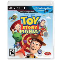 Jogo Toy Story: Mania Para Playstation 3 (ps3) - Disney