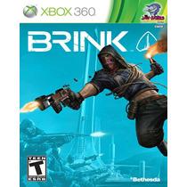 Jogo Xbox 360 - Brink - Novo