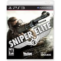 Sniper Elite V2 - Jogo Ps3