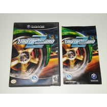 Need For Speed Underground 2 Original Game Cube!!!!! Cx1-08