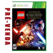 Lego Star Wars O Despertar Da Forca Xbox 360 Lançamento