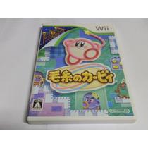 Kirby Nintendo Wii Usado