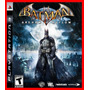 Batman Arkham Asylum Ps3 Psn Promocao