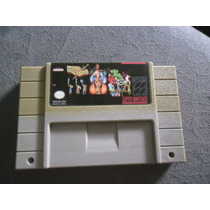 Knights Of The Rounds E Futebol Para Super Nintendo