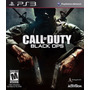 Jogo Call Of Duty Black Ops Para Ps3 /semi Novo/ Barato!!!!