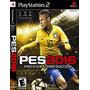Pes Pro Evolution Soccer 2016 Atualização Recente Ps2 Patch