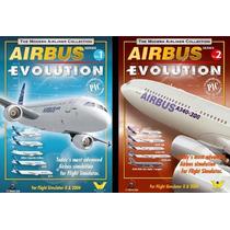 Fs2004 & Fsx - Airbus Evolution Vol. 1 E 2 - Wilco A318-a340