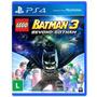 Jogo Lego: Batman 3 - Beyond Gotham - Ps4