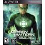 Green Lantern: Rise Of The Manhunters / Lanterna Verde - Ps3