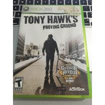 Jogo Xbox 360 Tony Hawk