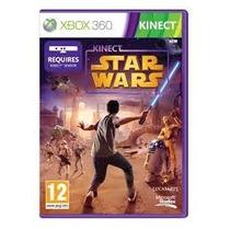 Kinect Star Wars Xbox 360 Mídia Física Lacrado