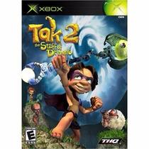 Jogo Tak 2: The Staff Of Dreams Original Para Xbox A6260