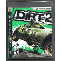 Dirt 2 - Ps3 Original. Pronta Entrega.