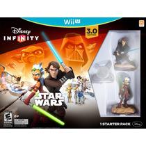 Novo Disney Infinity 3.0 Edição Starter Pack Nintendo Wii U