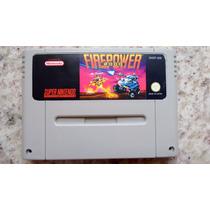 Firepower 2000 Para Super Nintendo