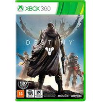 Jogo Destiny Xbox 360 Português + Dlc Arsenal Da Vanguard