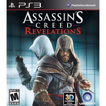 Assassins Creed Revelations Ultimate Edition - Português Psn