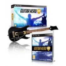 Guitar Hero Live Ps3 Pré-venda 10/11