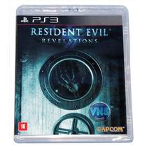 Resident Evil Revelations - Nacional - Legendas Pt - Lacrado