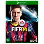 Fifa 14 Xbox One Em Português Novo Lacrado + Pôster Brinde