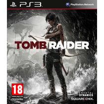 Tomb Raider 2013 Legendado Português/br Ps3 Código Psn