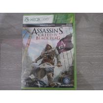 Assassins Creed Black Flag Microsoft Xbox 360 Ubisoft