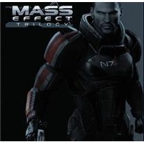 Mass Effect Trilogy Jogos Ps3 Código Psn