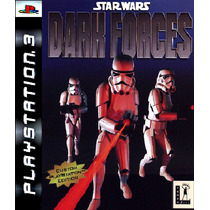 Star Wars Dark Forces Ps3 Psn Midia Digital Original