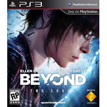 Beyond Two Souls Ps3 Original Mídia Física Lacrado