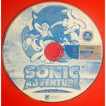 Sonic Advenrure P/ Dreamcast Original Japonês