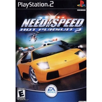 Need For Speed Hot Pursuit 2 Ps2 Patch + 1 De Brinde
