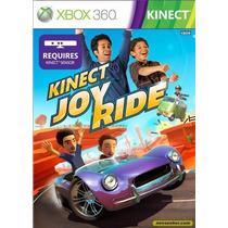 Kinect Joy Ride - Perfeito Estado