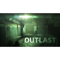 Outlast - Pronta Entrega Steam - Pc