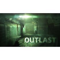 Outlast - Pronta Entrega Steam - Pc
