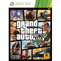 Gta 5 V Grand Theft Auto Xbox Port. Pronta Entrega Retire Sp
