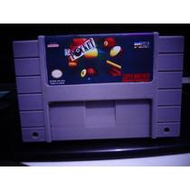 Fita De Super Nintendo Side Pocket Paralela