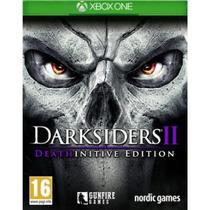 Jogo Xbox One Novo Darksiders Ii 2 Deathinitive Edition Top