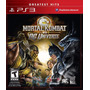 Mortal Kombat Vs Dc Universe - Ps3 - Pronta Entrega!