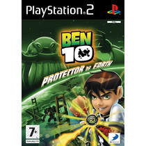 Patche Ben10 Protector Of Earth