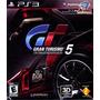 Jogo Ps3 - Gran Turismo 5 - Usado
