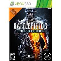 Battlefield 3 Limited Edition - Original Impecável