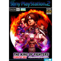 Patch Theking Of Fighters Orochi Ps2 Frete Gratis