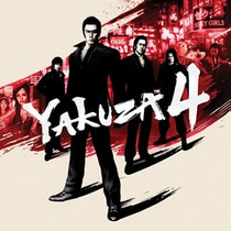 Yakuza 4 #=#=# Ps3 C/ Garantia De Reinstalação !!