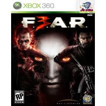 Jogo Xbox 360 - F. E. A. R. 3 - Novo
