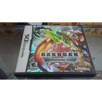 Bakugan Defenders Of The Core Seminovo Nintendo Ds