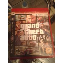 Gta Iv(4) Playstation 3 Usado Original Midia Fisica Usado)