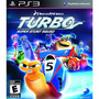 Turbo Super Stunt Squad - Jogo Infantil Ps3 Semi Novo