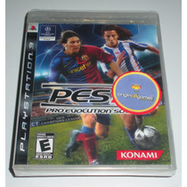 Pes 2009 Pro Evolution Soccer | Futebol | Ps3 | Original